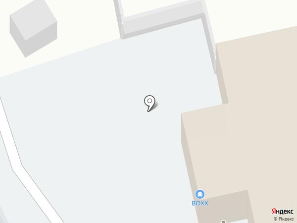 Формула Уюта на карте Калининграда