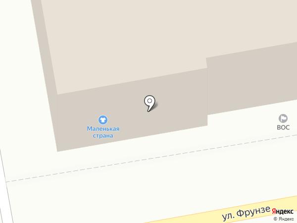 БУХ-АКЦЕНТ на карте Калининграда