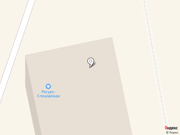 Комиссионный мебельный магазин на карте Калининграда