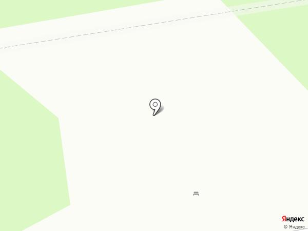 РОС-А на карте Калининграда