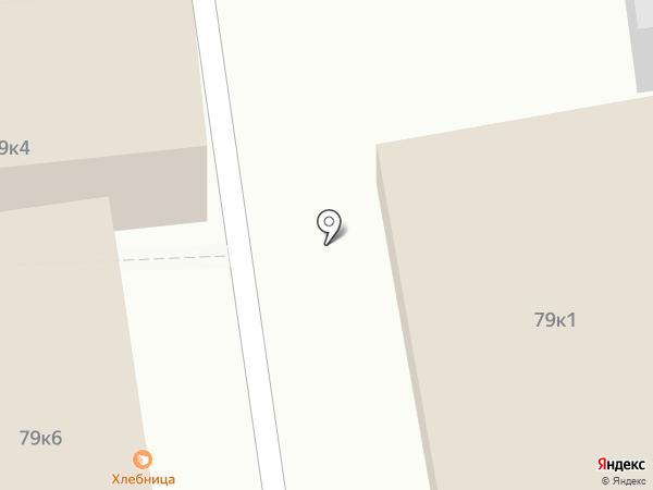 Банкирофф Групп на карте Калининграда