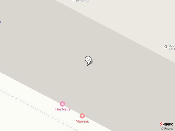 Неваляшки на карте Калининграда