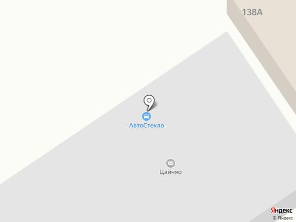 Стекло Сервис на карте Калининграда