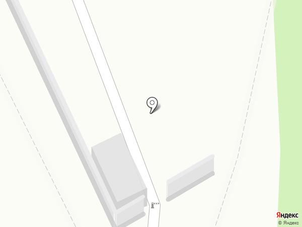 Кавалер на карте Калининграда
