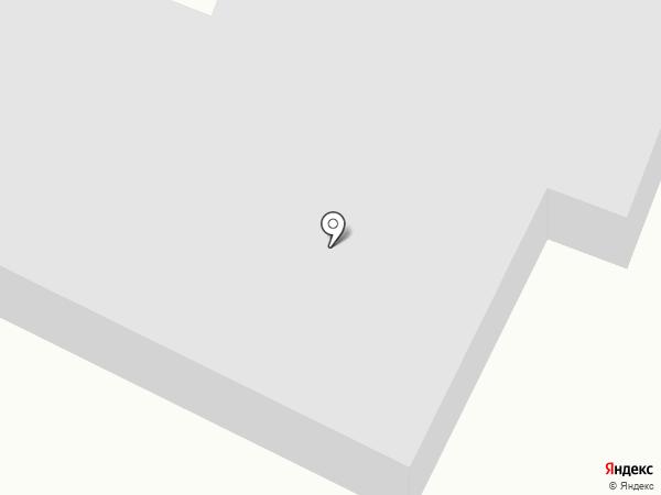 Дизель-сервис на карте Калининграда