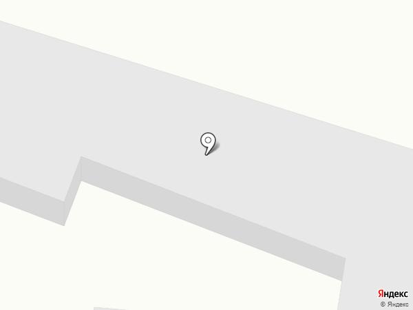 Автодизель на карте Калининграда