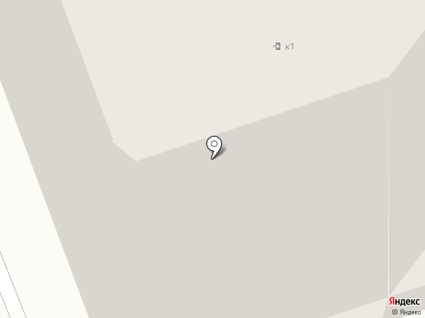 Профи на карте Калининграда