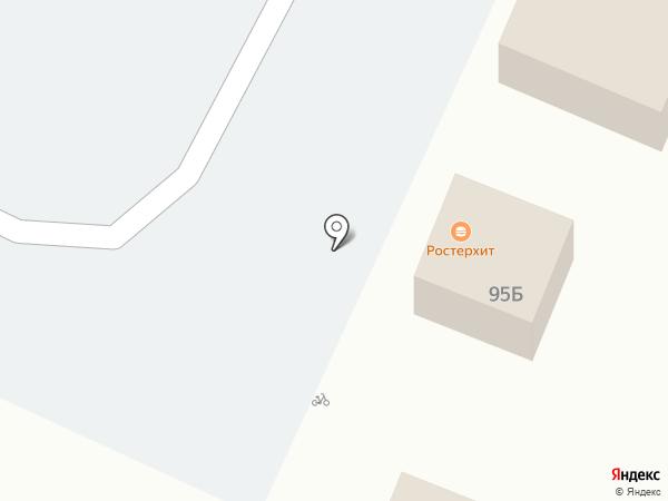 ДёнерХит на карте Калининграда