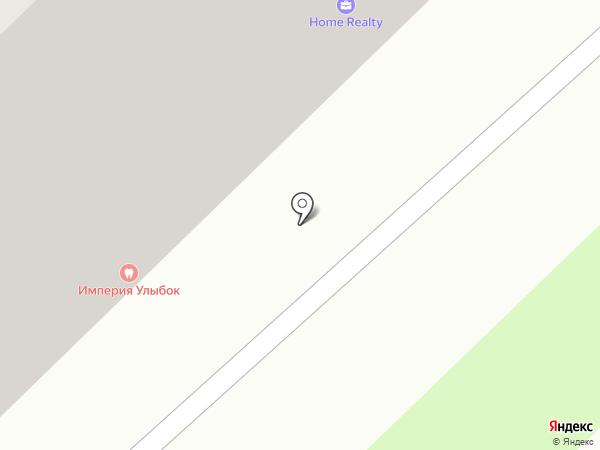 Фан-Инвест на карте Калининграда