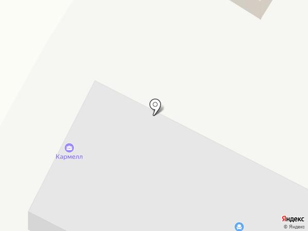 Студия-А на карте Калининграда