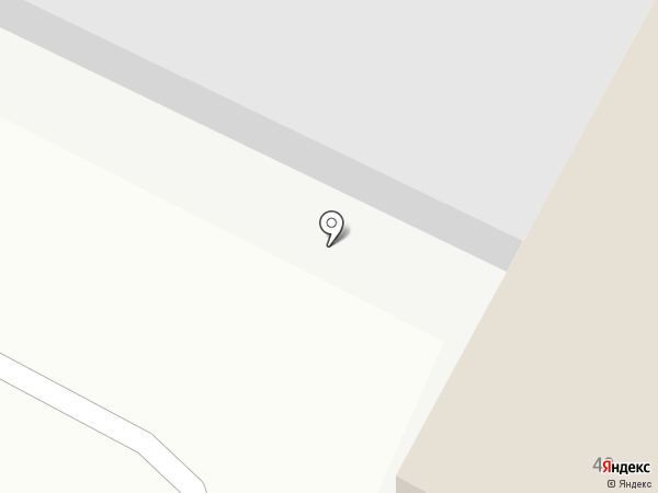 Платар на карте Калининграда