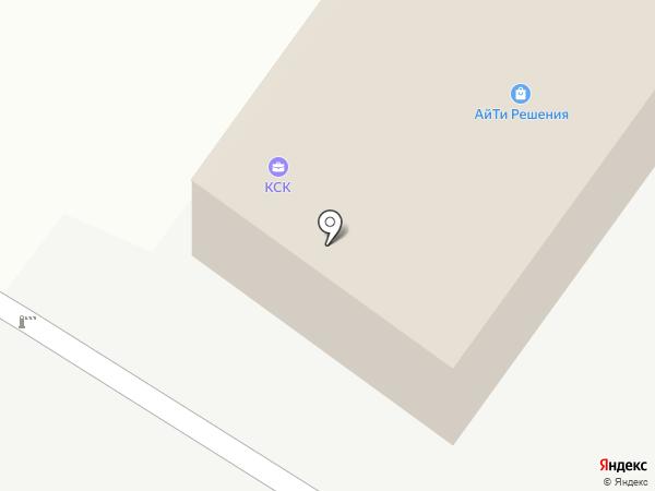 Двор & Забор на карте Калининграда