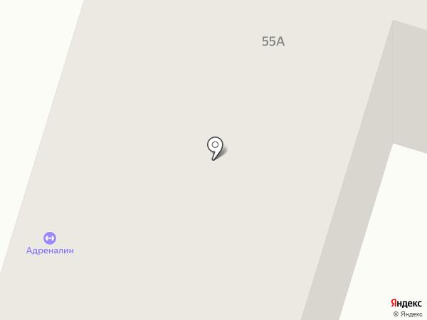 Адреналин на карте Калининграда