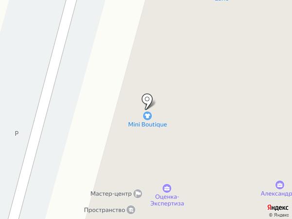 МарЛен на карте Калининграда