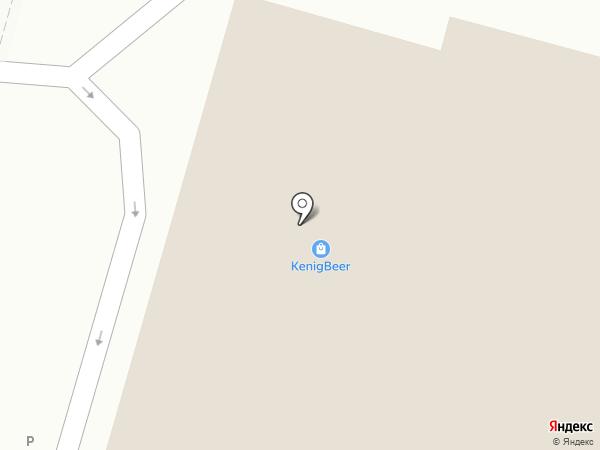 КАМ на карте Калининграда