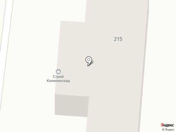YA39.ru на карте Калининграда
