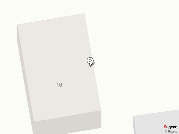 Ремпласт на карте Калининграда