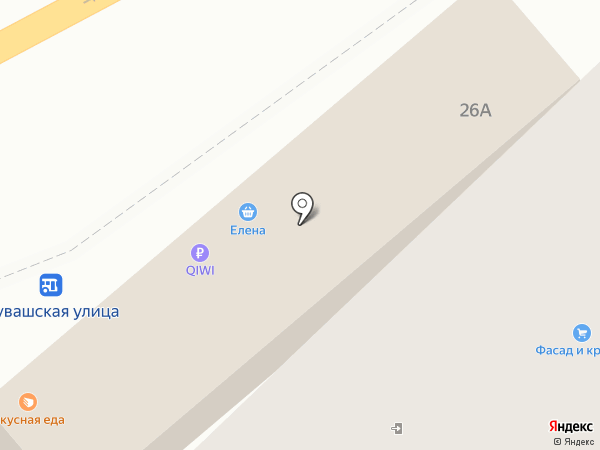 Изобилие на карте Калининграда