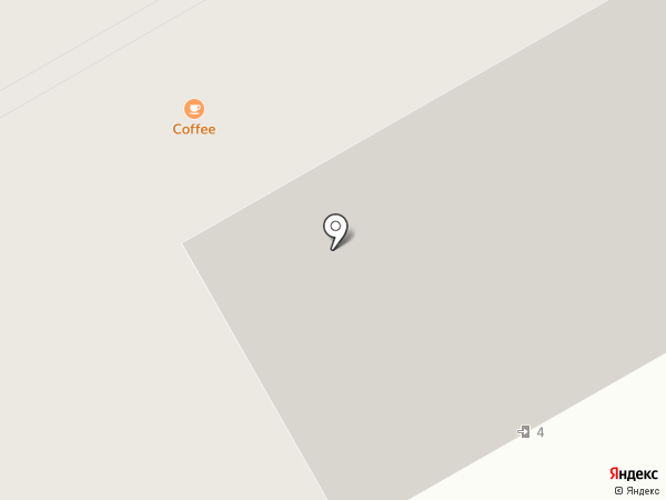 Мой мясной на карте Калининграда