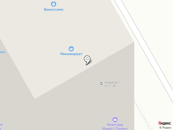 DECORoom на карте Калининграда
