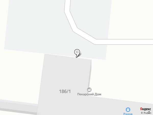 Технарь Плюс Калининград на карте Калининграда