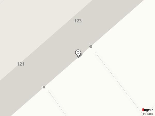 ЛЮКС на карте Калининграда