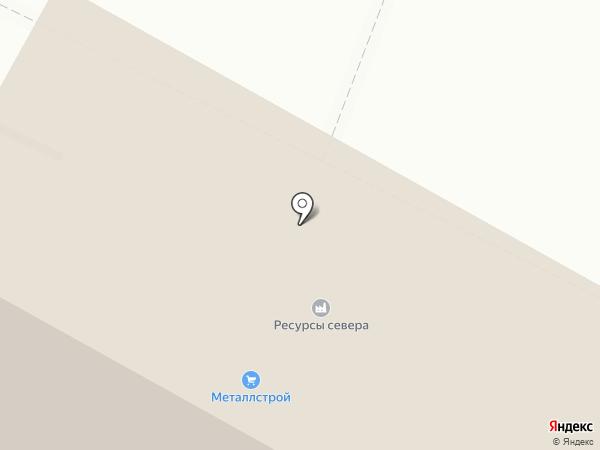 Акватехник на карте Калининграда