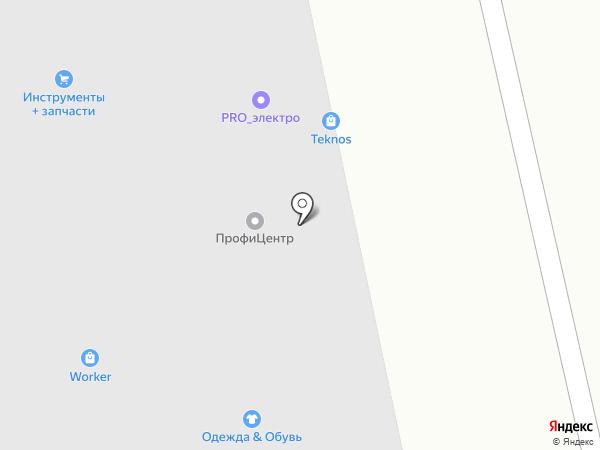 МИЗ на карте Невского