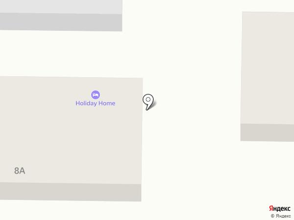 На Шишкина на карте Калининграда