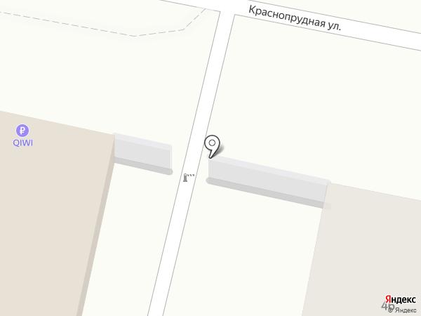 Магазин нижнего белья на карте Калининграда