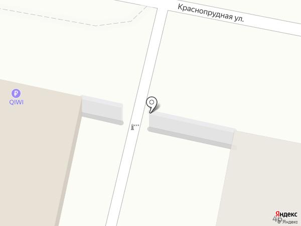 КДТРИКОЛОР на карте Калининграда