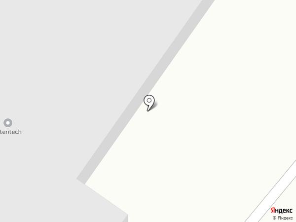 Меридиан на карте Васильково