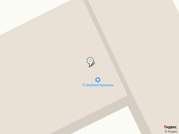 Купец на карте Малого Исаково