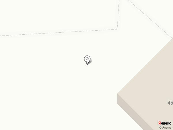 А5 на карте Малого Исаково