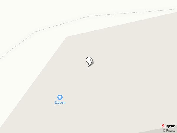 БАЛИ на карте Малого Исаково