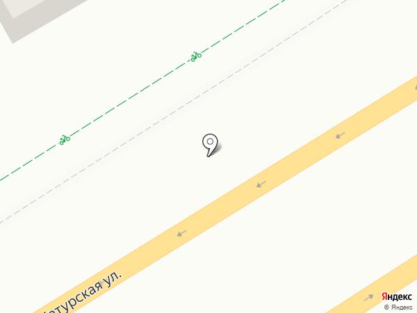Тортино на карте Васильково