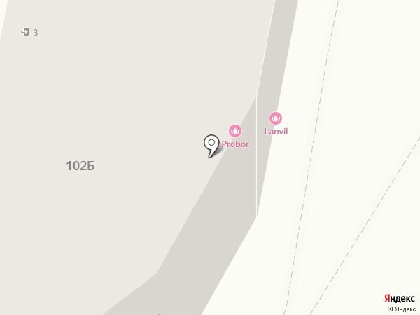 Трезвая жизнь на карте Калининграда