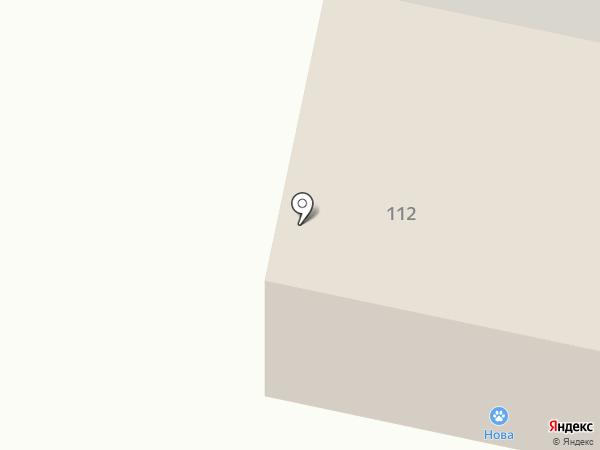 Ф-трейд на карте Калининграда