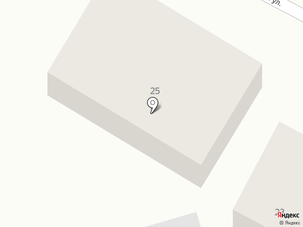 КРАМОР на карте Малого Исаково