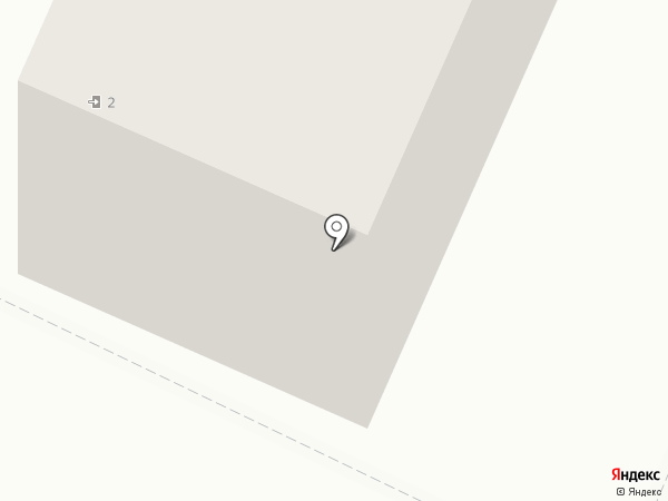 АЗС-Сервис на карте Гурьевска