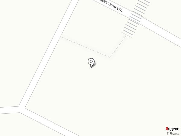 Автостоянка на карте Гурьевска