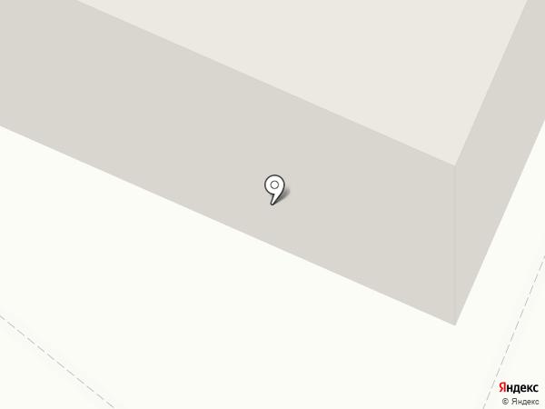Скорпион на карте Гурьевска