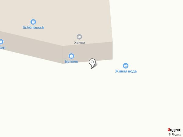 Еврохлеб на карте Гурьевска