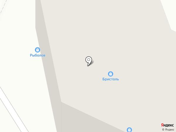 Одевайка на карте Гурьевска