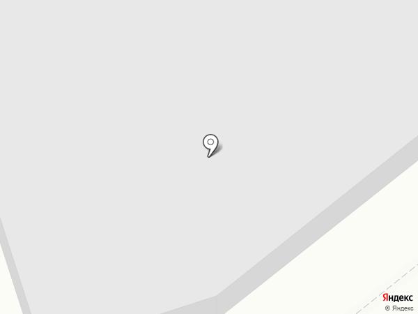 Транспортная компания на карте Малого Исаково