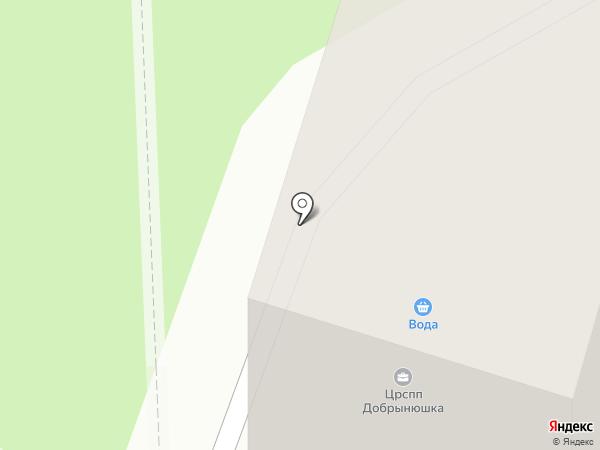 Ларец Здоровья на карте Гурьевска