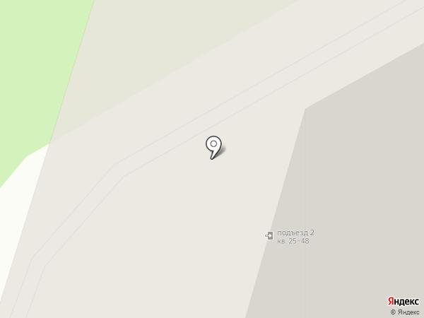 Эвалар на карте Гурьевска