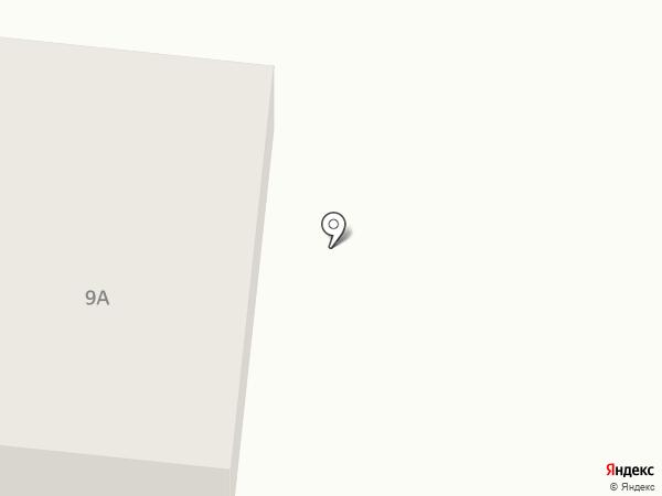 УТТиСТ на карте Большого Исаково