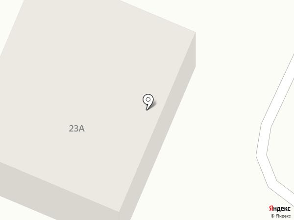 Сток-центр на карте Гурьевска