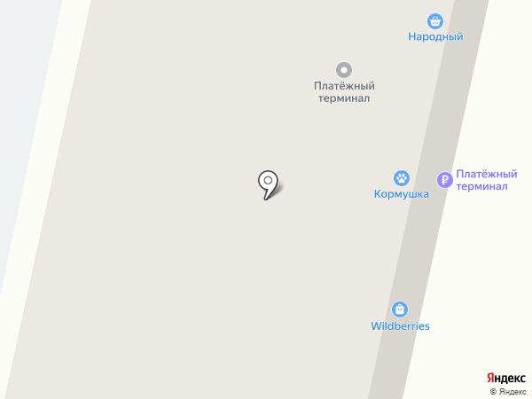 Управляющая компания Восточная Резиденция на карте Гурьевска
